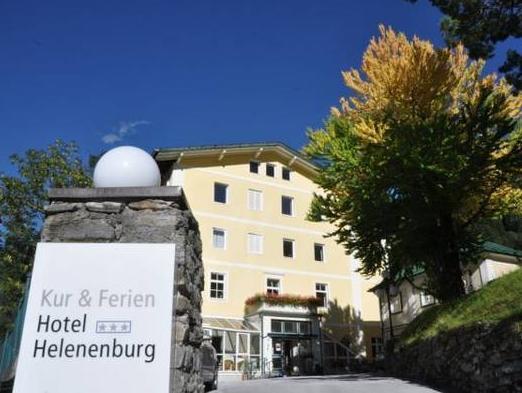 Kur&Ferien Hotel Helenenburg, Sankt Johann im Pongau