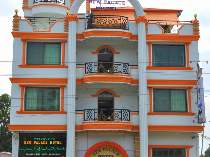 New Palace Hotel, Lasho