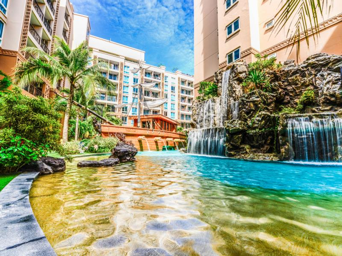 Atlantis Condo Resort Pattaya by Natnarin, Pattaya