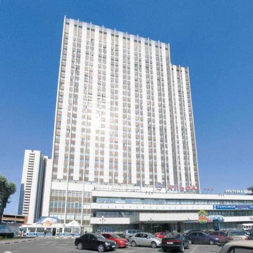 Izmailovo Alfa Hotel, Eastern