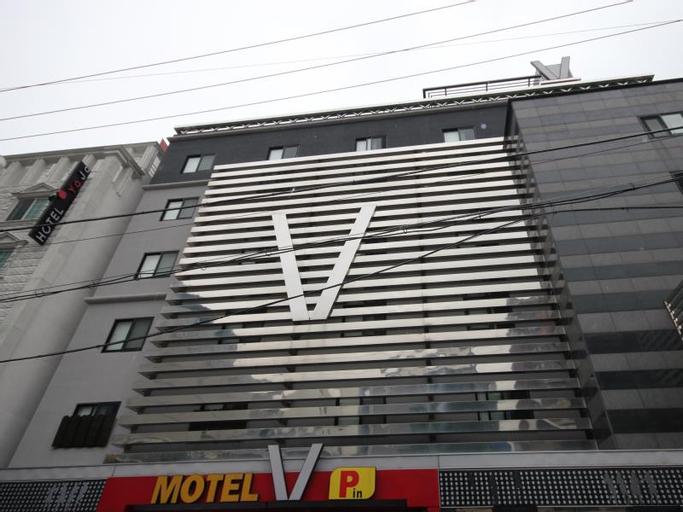 V Motel Oncheonjang, Dongnae