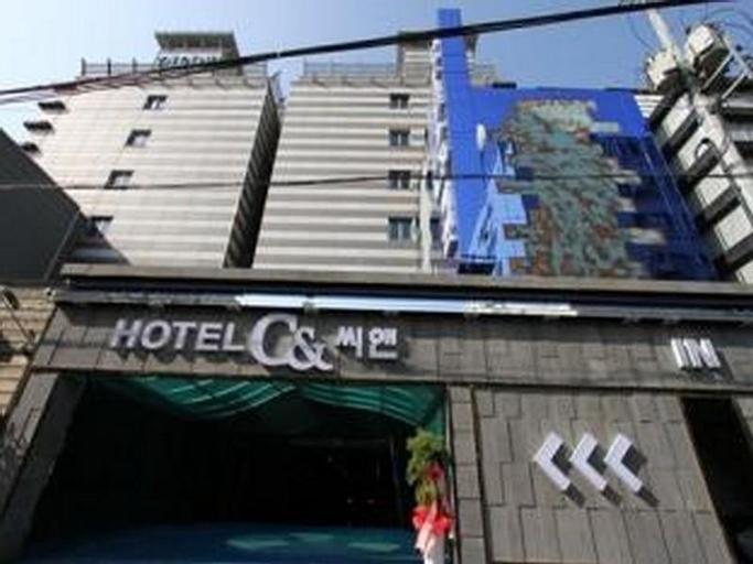 Goodstay Hotel C&, Nam