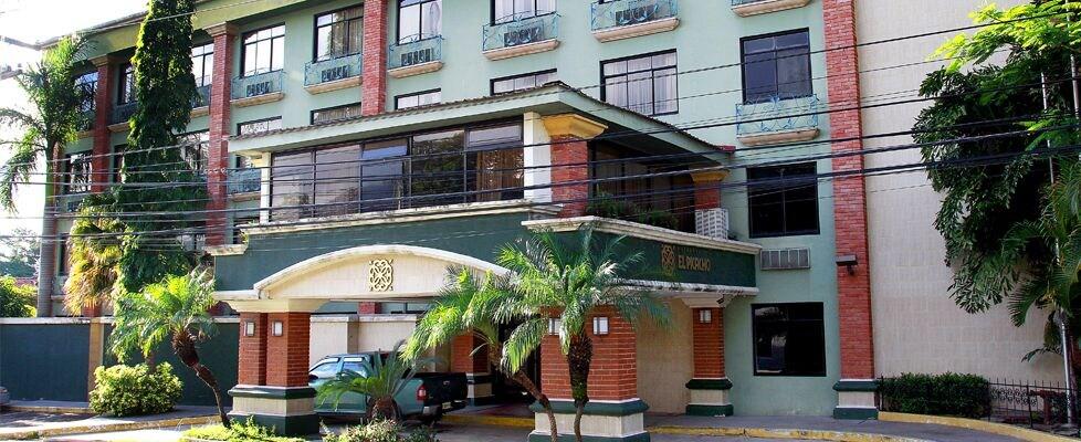Hotel El Picacho, Distrito Central