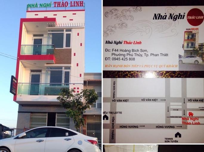 Thao Linh Hotel, Phan Thiết