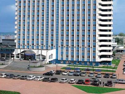 AZIMUT Hotel Kemerovo, Kemerovskiy rayon