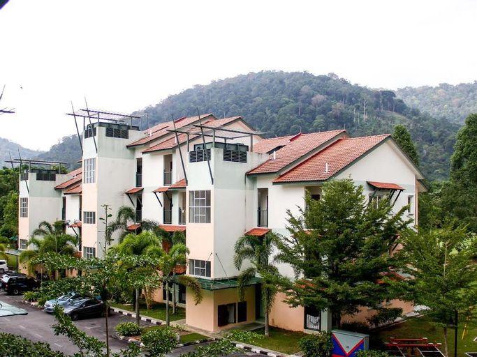 Teratak Myza Guesthouse, Larut and Matang