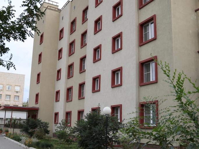 Chagala Uralsk hotel, Zelenovskiy