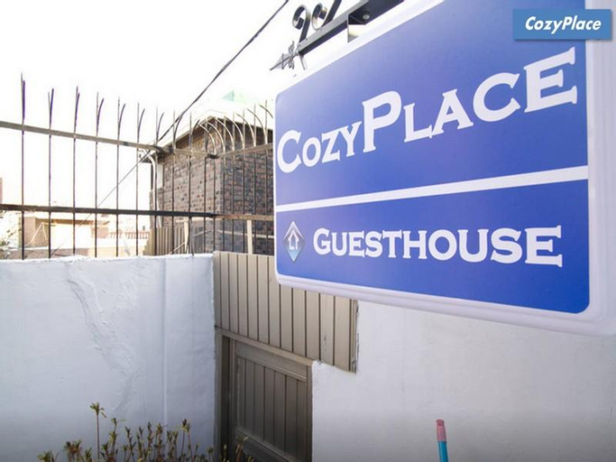 CozyPlace Guesthouse in Itaewon, Jung