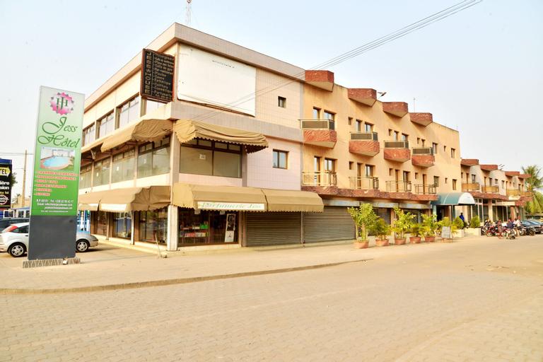 Jess Hotel, Golfe (incl Lomé)
