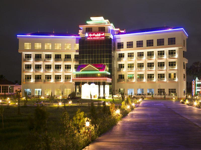 Hotel Golden Land, Naypyitaw