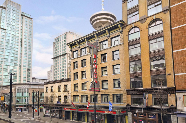 Ramada Limited Vancouver Downtown, Greater Vancouver