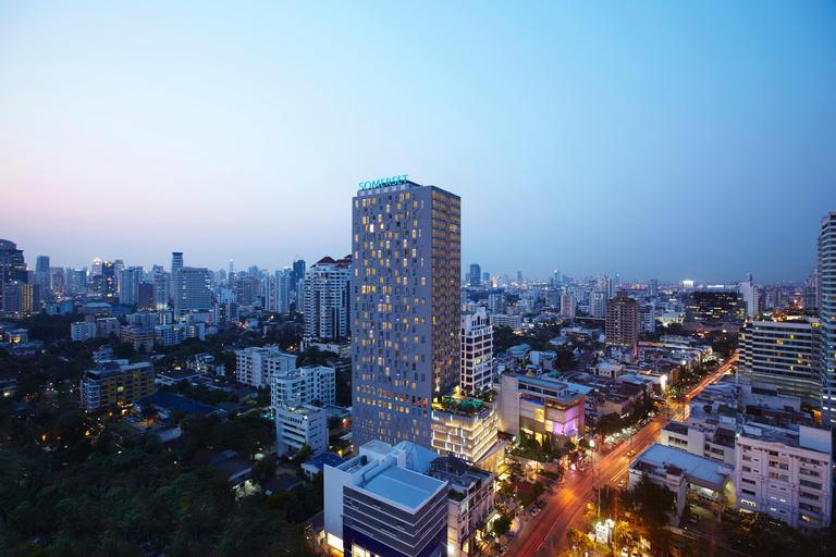 Somerset Sukhumvit Thonglor Bangkok (SHA Certified), Wattana