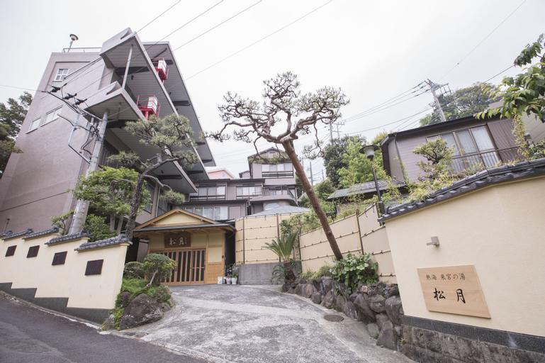ATAMI KINOMIYANOYU SHOGETSU, Atami