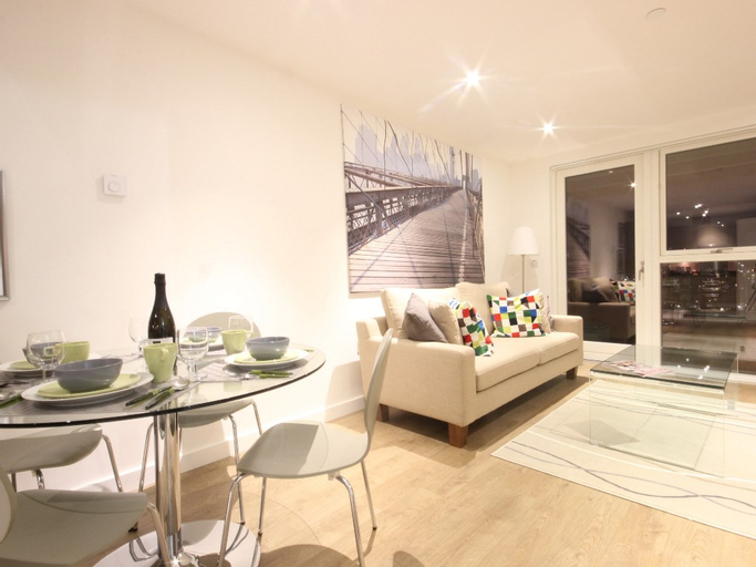 The O2 Waterfront Apartments, London