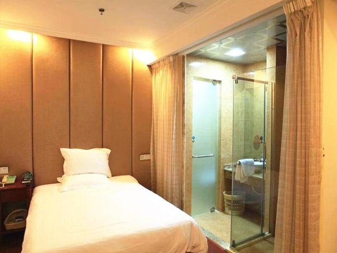 GreenTree Inn Zhangjiagang west Liangfeng Road Four Seasons Garden Express Hotel, Wuxi