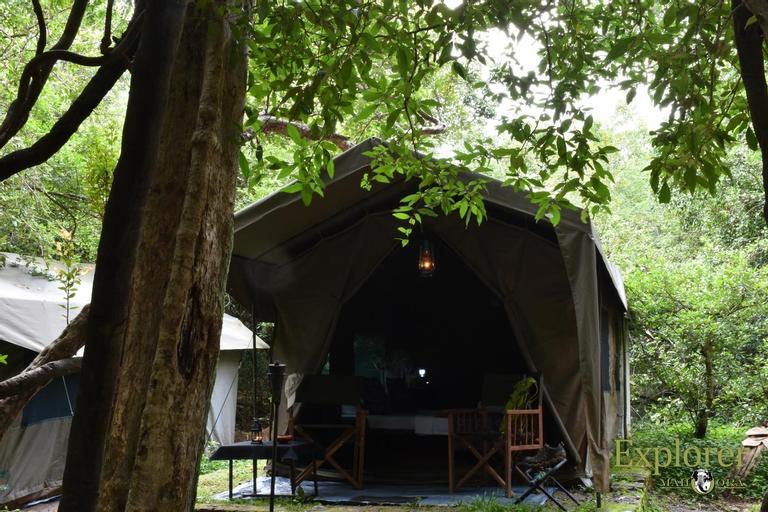 Mahoora Tented Safari Camp - Wasgamuwa, Elahera