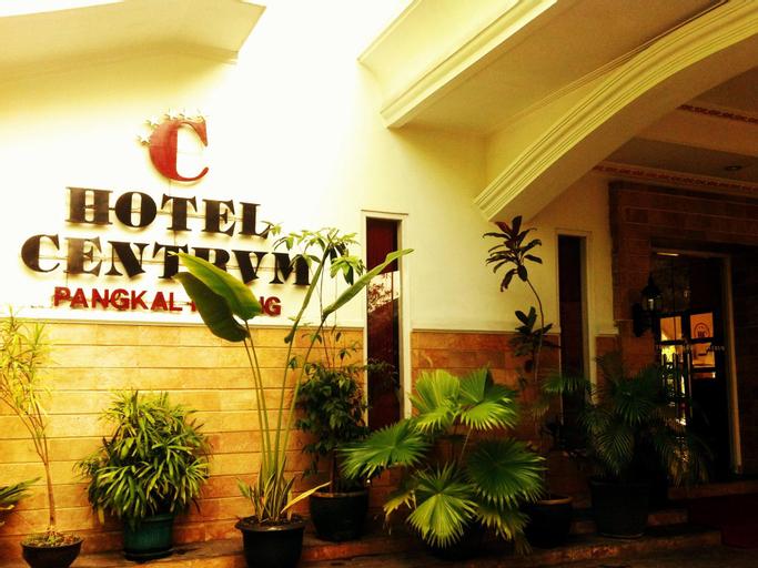 Hotel Centrum, Central Bangka
