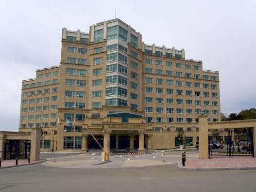 Mega Palace Hotel, Anivskiy rayon