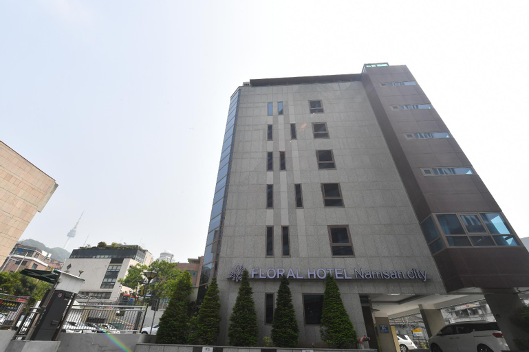 Floral Hotel Namsan City Seoul Myeongdong, Jongro