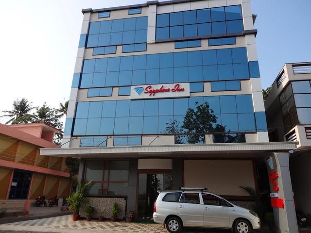 Hotel Sapphire Inn, Ernakulam