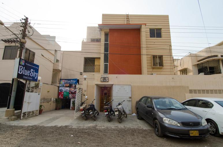 Blue Sky 2, Karachi