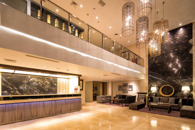 Luxe, Central Jakarta