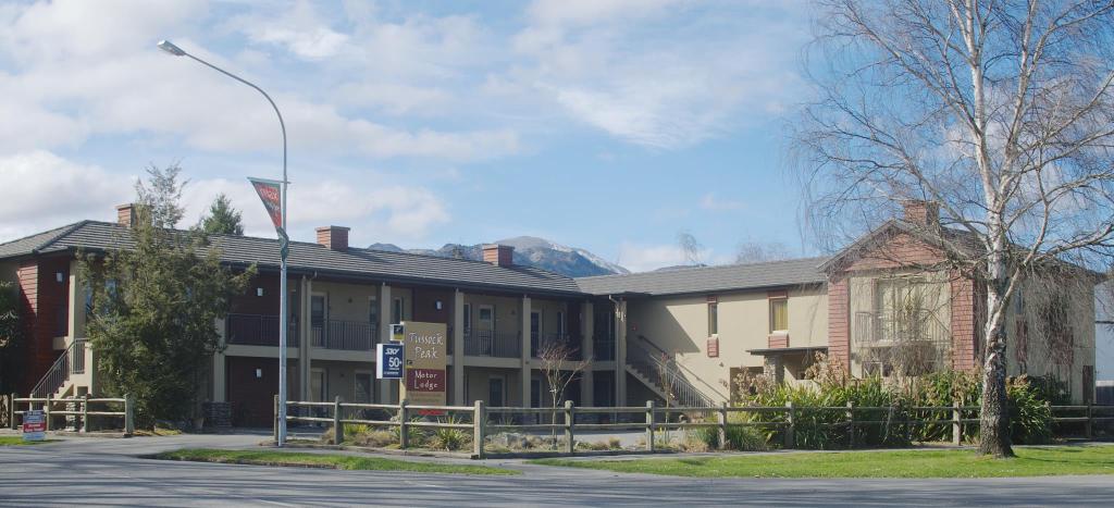 Tussock Peak Motor Lodge, Hurunui