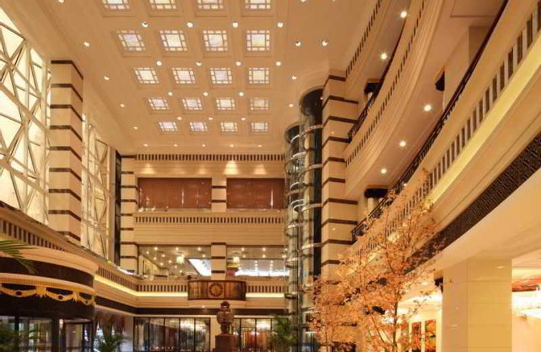 Nanjing Grand, Nanjing