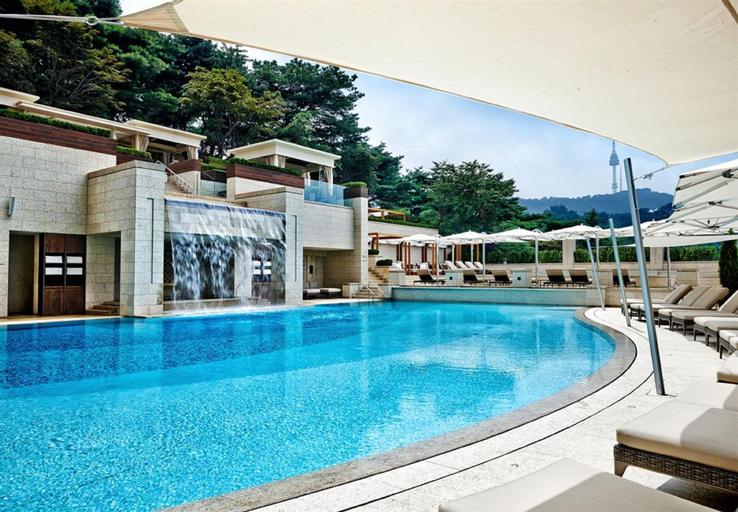 The Shilla Seoul, Jung