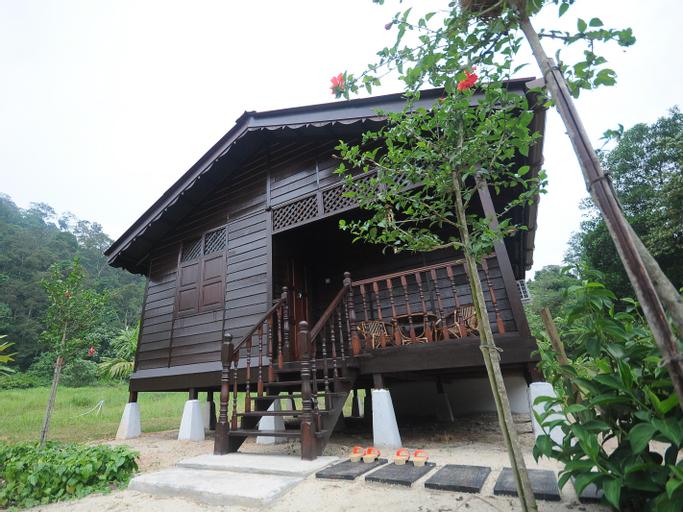 The Jana Kampung House at Taiping Golf and Country Club, Larut and Matang