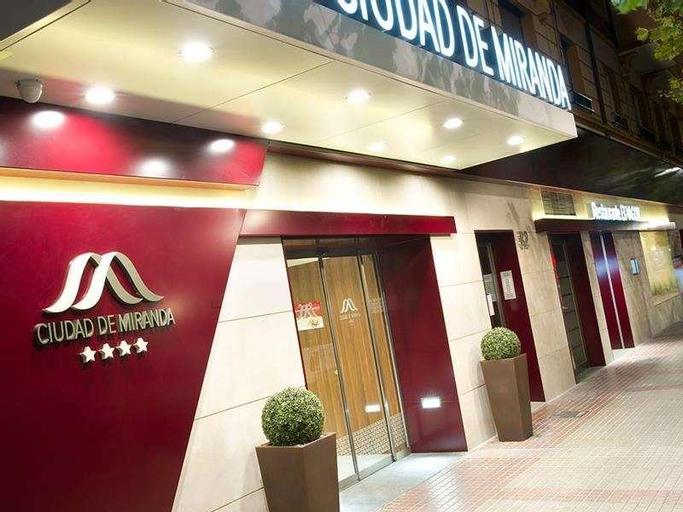 Hotel Sercotel Ciudad de Miranda, Burgos