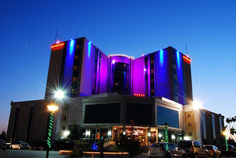 Emex otel Kocaeli, Merkez