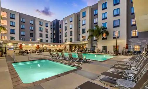 Homewood Suites by Hilton Anaheim Conv Ctr/Disneyland Main, Orange