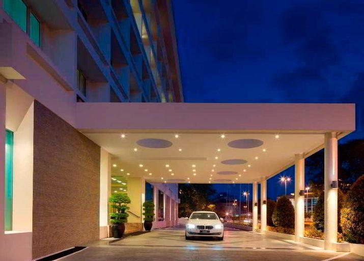 Radisson Hotel Brunei Darussalam, Kianggeh