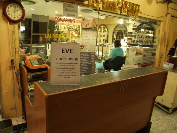 Eve's Guesthouse, Bang Rak