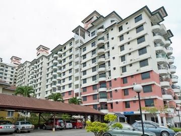 Selat Horizon Condo Apartment, Kota Melaka