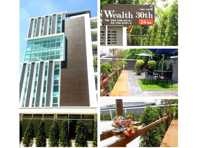 Wealth 30th Apartments, Prakanong