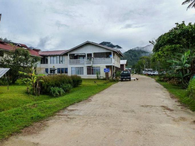 Sina Rang Lemulun Homestay and Handicraft, Marudi