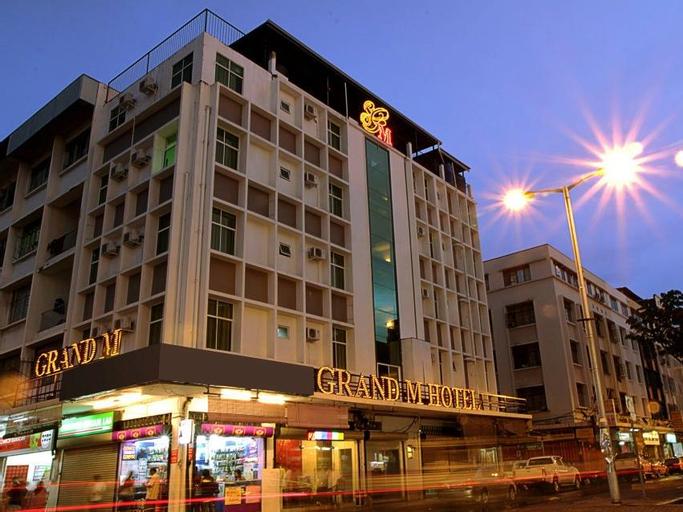 Grand M Hotel, Kota Kinabalu