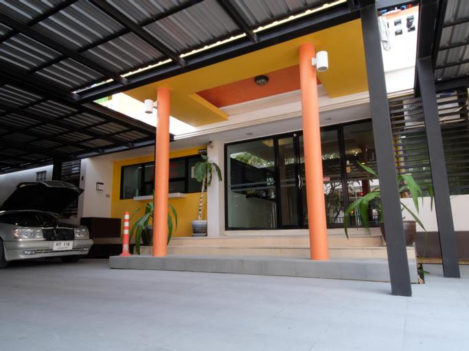 Silpsuvarnabhumi Apartment, K. Bang Sao Thon