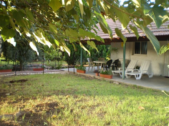 At Our Yard - Vacation Apartments in Upper Galilee,