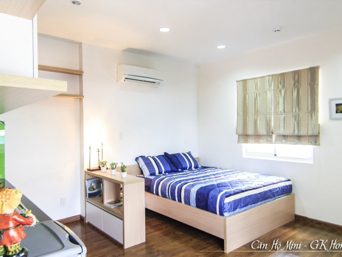 GK Home Serviced Apartment, Quận 1