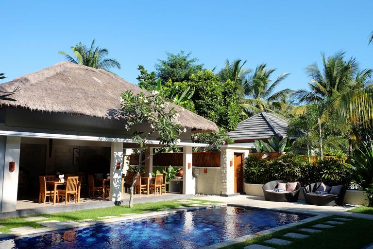 Villa Bau Nyale, Lombok