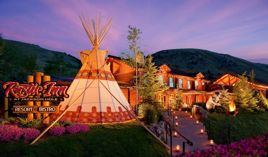 Rustic Inn at Jackson Hole, Teton
