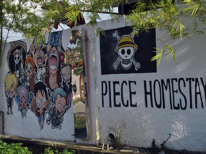 One Piece Guest House, Batu Pahat