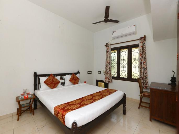 OYO 9784 Home Heritage 1BHK White Town, Puducherry
