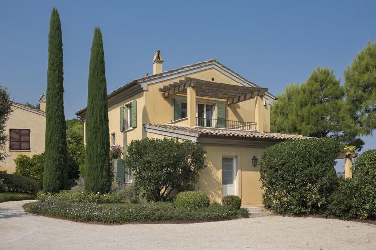 Villa Luminosa, Macerata