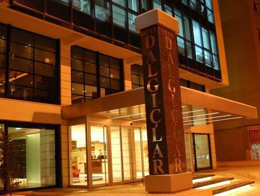 Hotels Dalgiclar, Merkez
