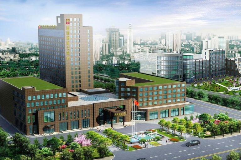 Blue Horizon International Hotel Gaomi, Weifang