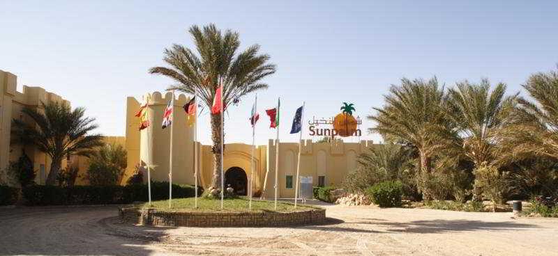 Sun Palm, Douz